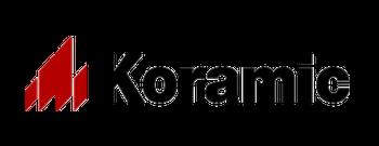 Znalezione obrazy dla zapytania koramic logo
