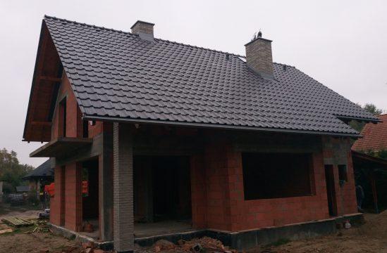 GRO-DACH budowa domu jednorodzinnego