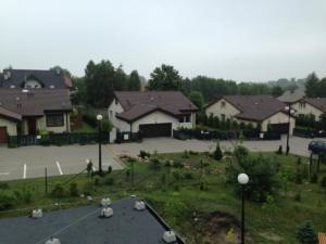 GRO-DACH Osiedle Zielone Wzgórza dachówka Euronit